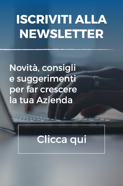 iscriviti alla newsletter cta mobile