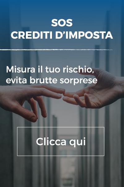 sos credito d'imposta cta mobile